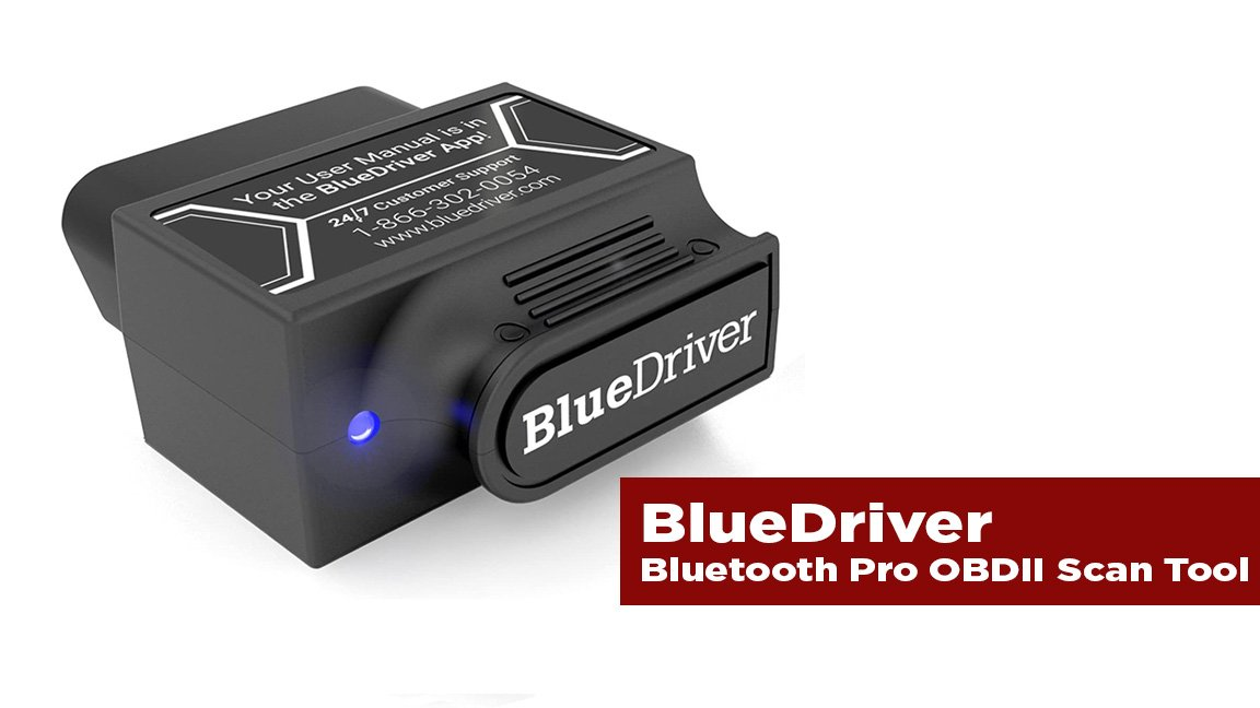 The Journal's holiday gift guide | BlueDriver bluetooth pro OBDII scan tool