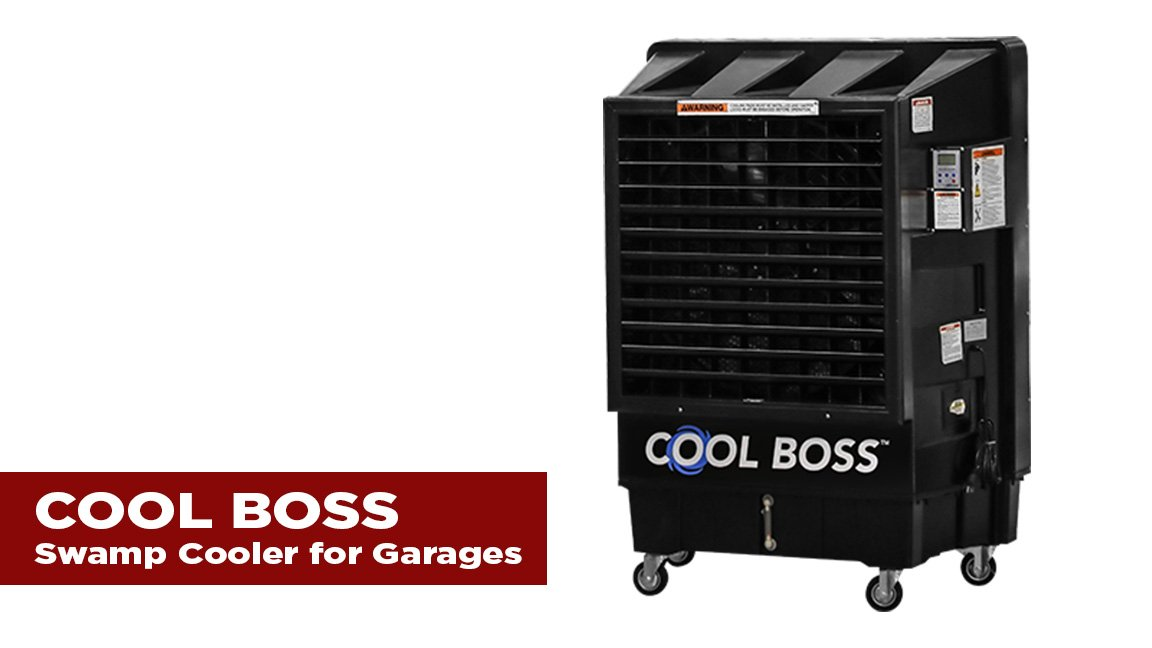 The Journal's holiday gift guide | cool boos swamp cooler for garages