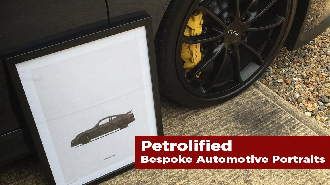 The Journal's holiday gift guide | Petrolified automotive portraits