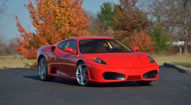 Trump Ferrari 1