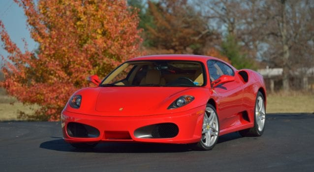 Trump Ferrari 2