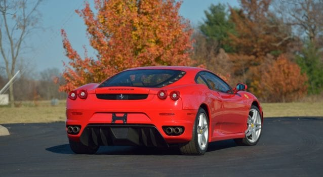 Trump Ferrari 4