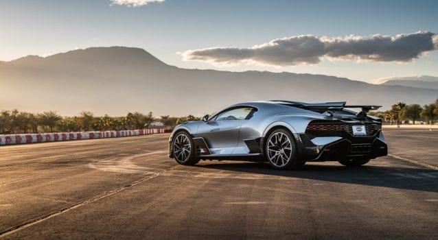 Bugatti BH Divo Launch 14
