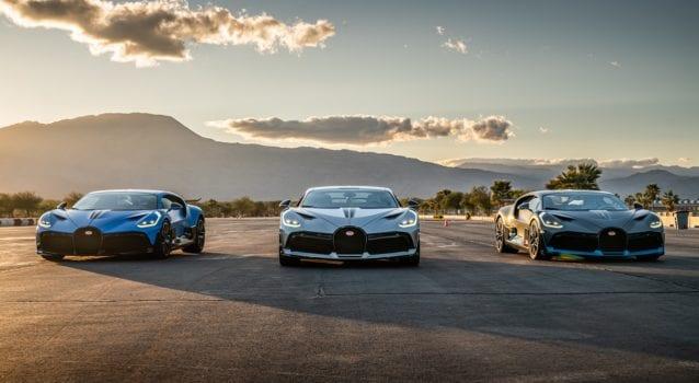Bugatti BH Divo Launch 15