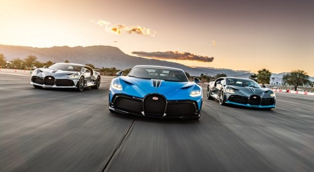 Bugatti BH Divo Launch 18 1
