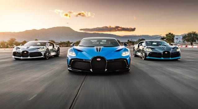 Bugatti BH Divo Launch 19
