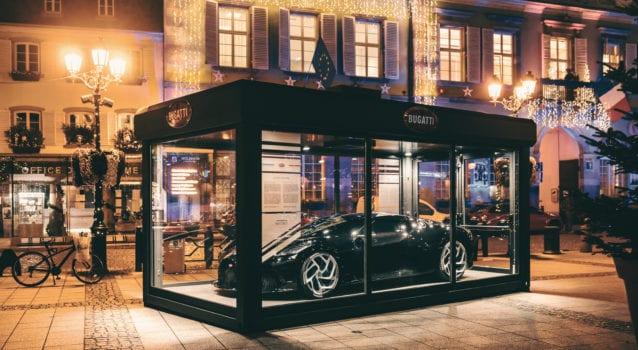Bugatti Feature
