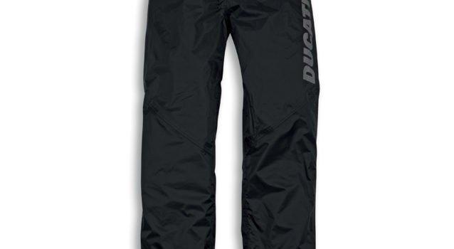 DUCATI APPAREL MY21 Aqua Rain Trousers UC215269 Preview