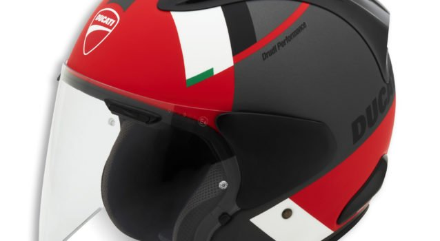 DUCATI APPAREL MY21 D Attitute Helmet 2 UC215270 Preview