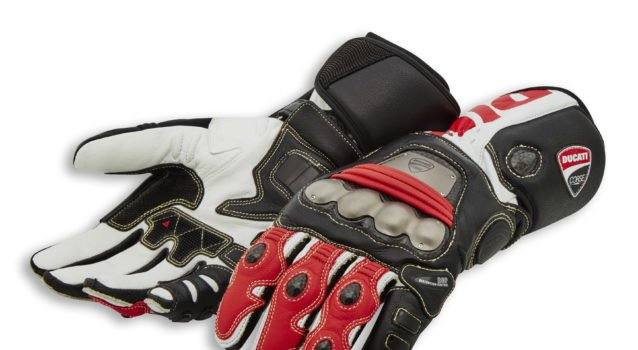 DUCATI APPAREL MY21 DC C5 Gloves UC215274 Preview