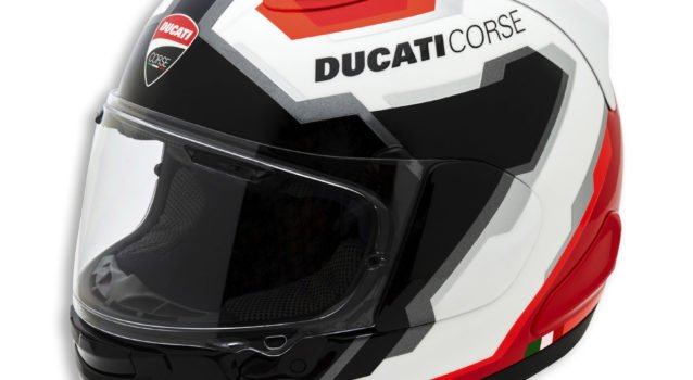DUCATI APPAREL MY21 DC V5 Helmet 2 UC215264 Preview