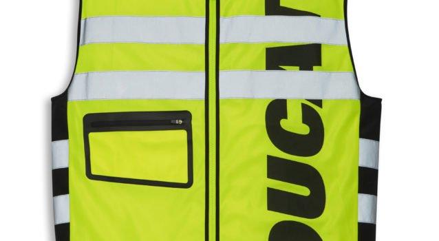 DUCATI APPAREL MY21 Daylight HV Vest UC215272 Preview