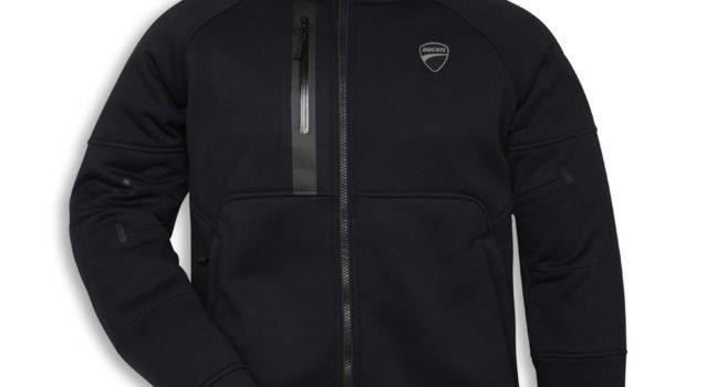 DUCATI APPAREL MY21 Downtown C2 Technical sweatshirt UC215273 Preview