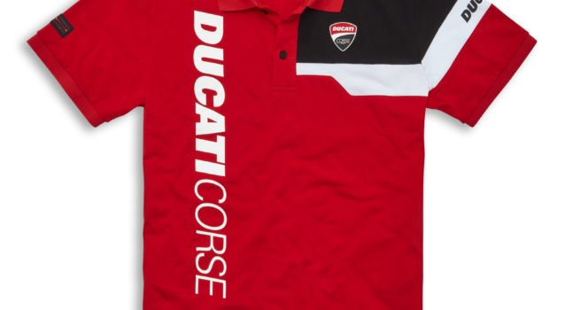 DUCATI APPAREL MY21 Polo DC Track UC215251 Preview