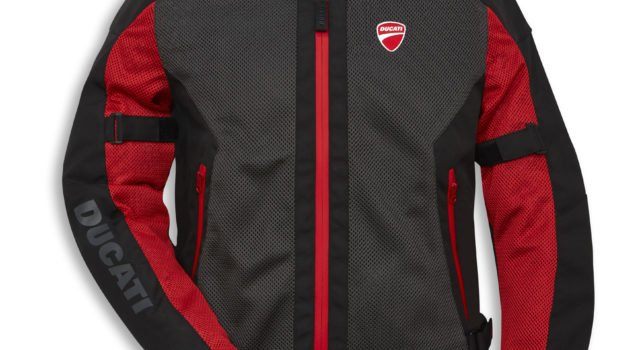 DUCATI APPAREL MY21 Speed Air C4 Fabric Jacket UC215257 Preview