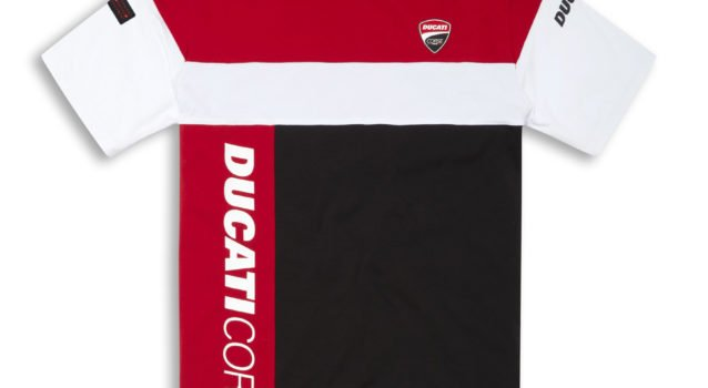 DUCATI APPAREL MY21 T shirt DC Track UC215254 Preview