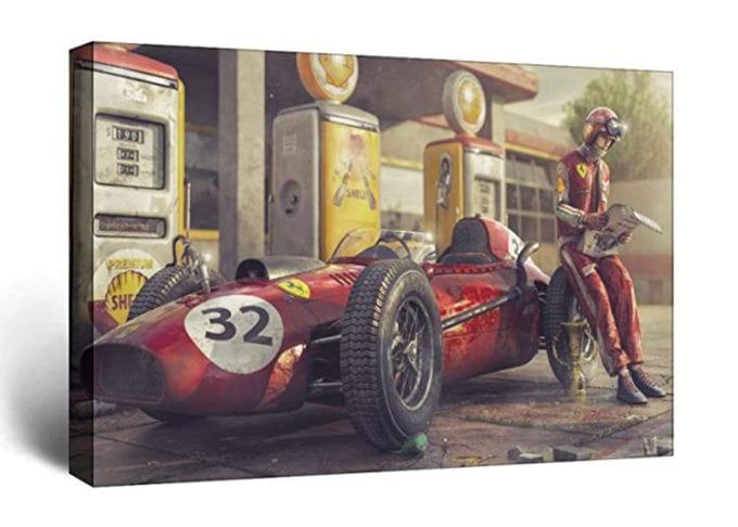 Ferrari Canvas