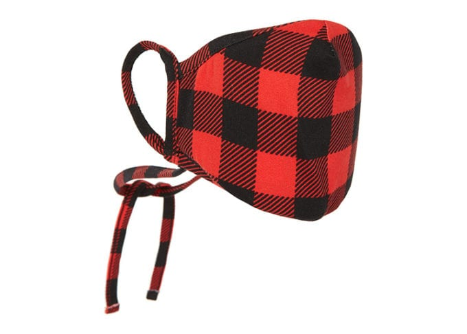 Flannel FaceMask