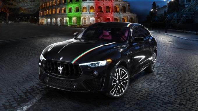 Maserati Levanti Trofeo