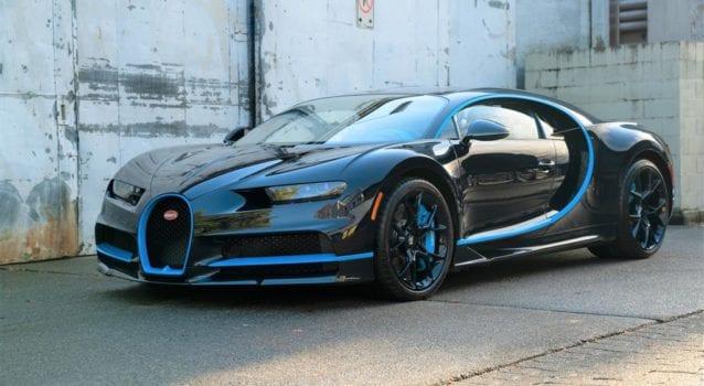 bugatti chiron blue KM795154 18