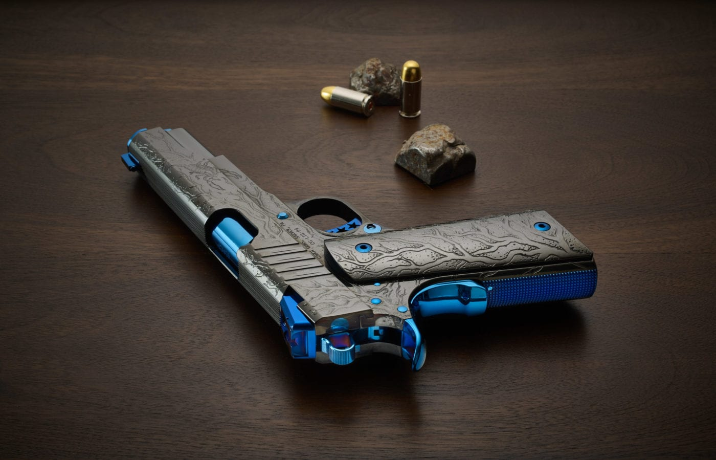 cabot guns blue scorpion 6