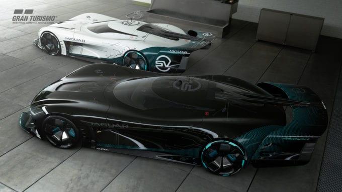 jaguar vision gt sv 2 1