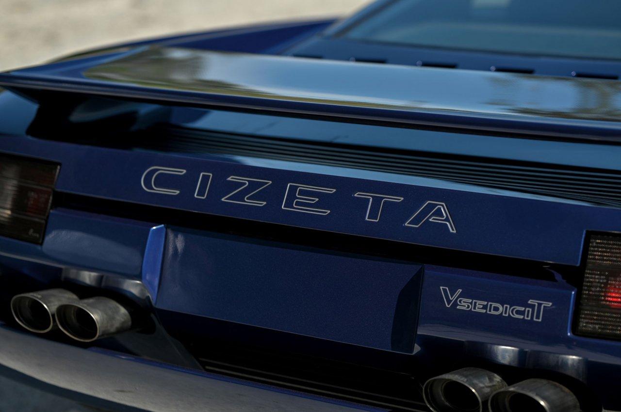 1993-Cizeta-V16T