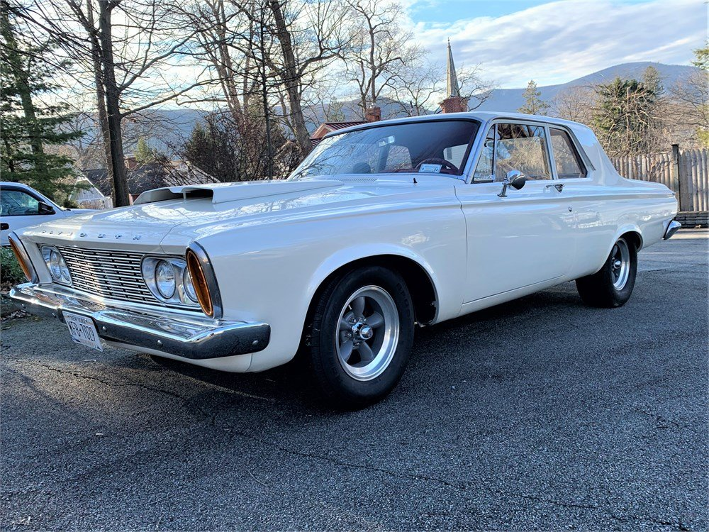 1963 Plymouth Savoy Super Stock Tribute autohunter