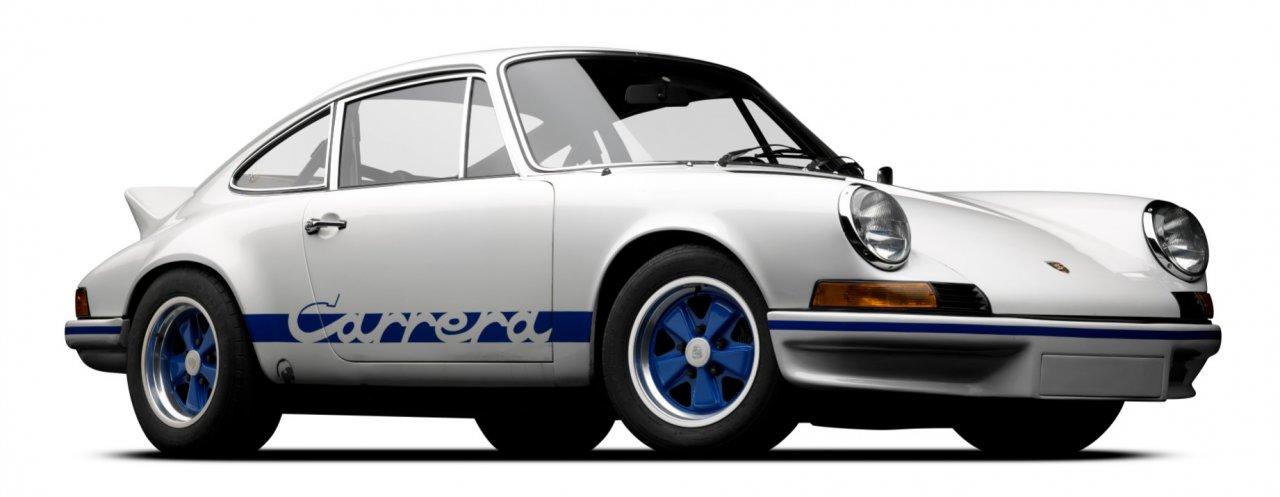 1973 Porsche 911 Carrera S