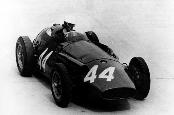 Maria Teresa de Filippis: The first woman to race in a Formula 1