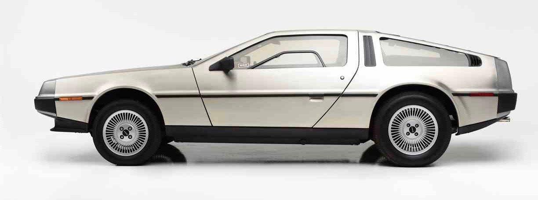 Classic cars made in Ireland: DeLorean