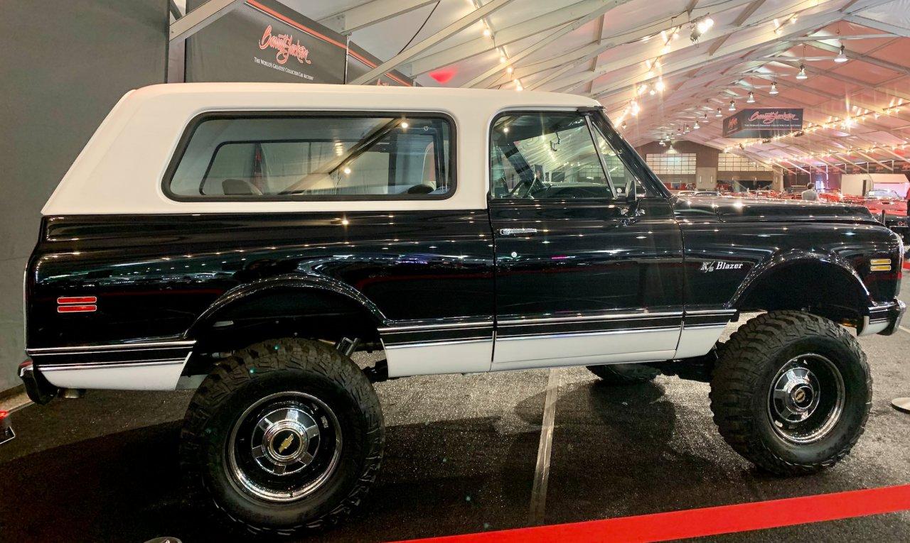 1971 Chevrolet K5 Blazer Custom SUV