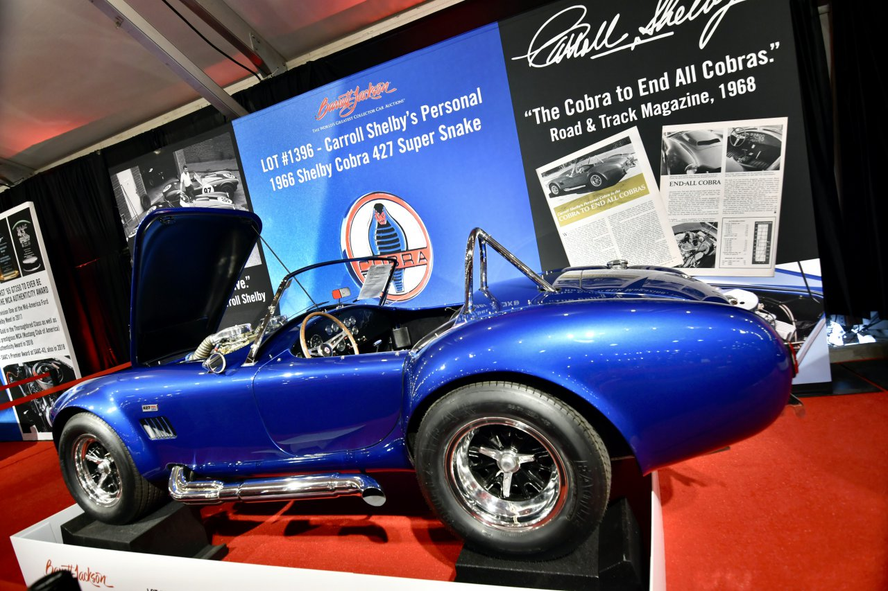 1966 Shelby Cobra 427 Supersnake