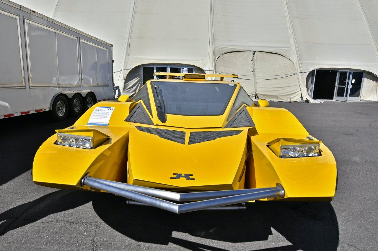 2010 CMN 3454GB Hydrocar