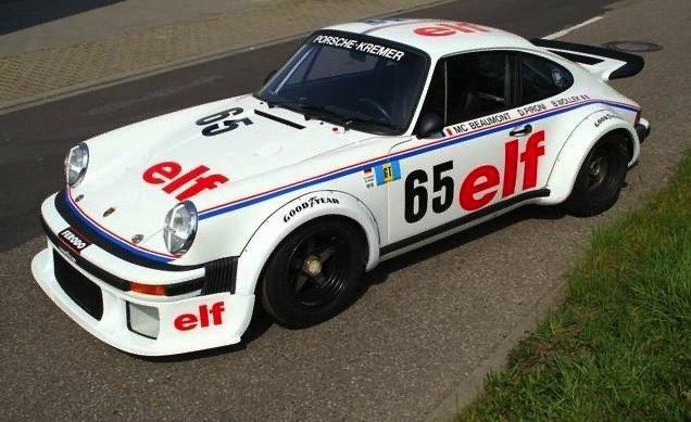 Kremer Porsche 934