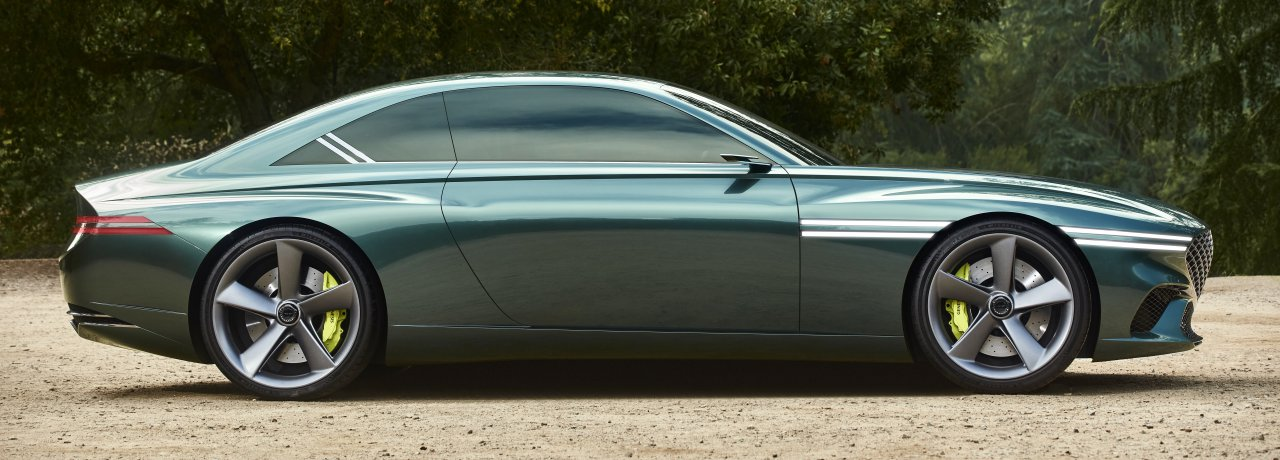 Genesis unveils electric-powered X Concept