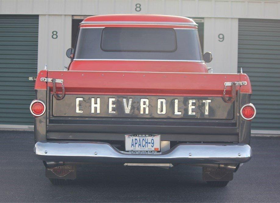 1959 Chevy 3100 Apache