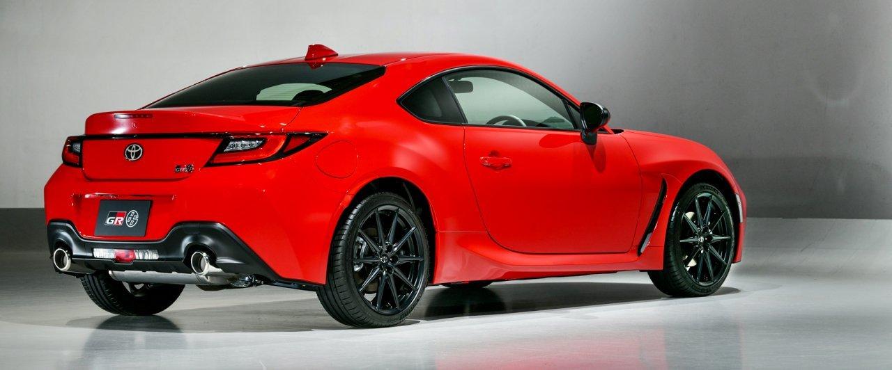 Toyota tweaks next-gen 86 for performance