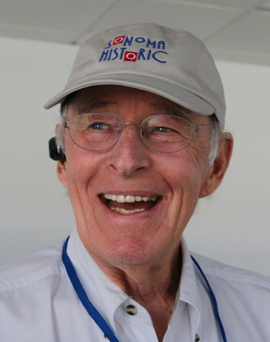 Steve Earle vintage racing
