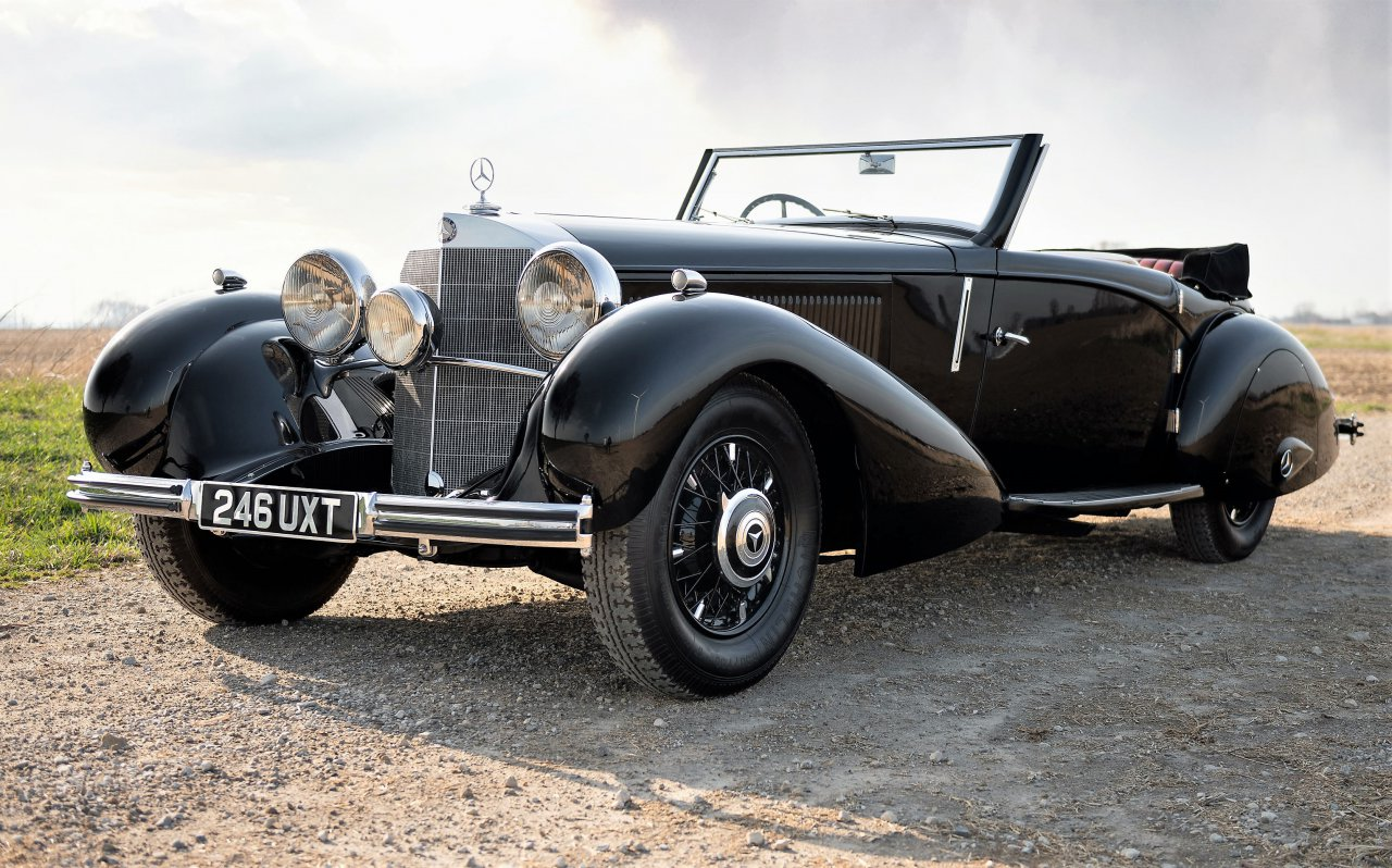 RM Sotheby's Amelia Island auction sails past $42 million with 95% sold