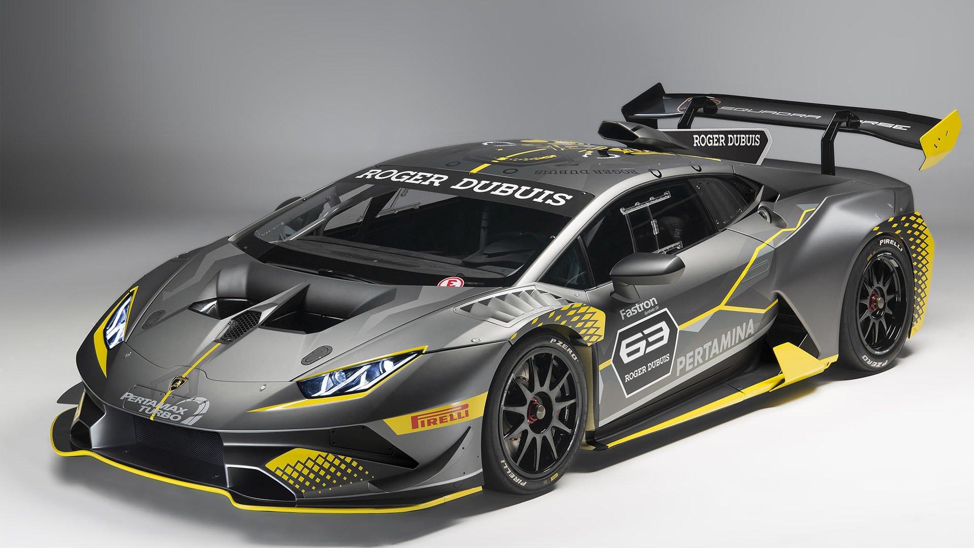 The 2017 Lamborghini Huracán Super Trofeo EVO and a partnership with Roger Dubuis