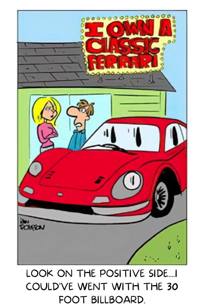 Classic Carl cartoon contest: Read the winning caption