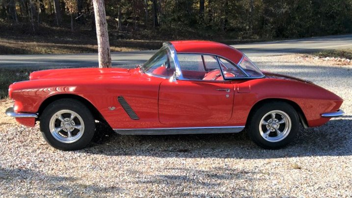 1962 Corvette | My Classic Car Story: Building our own collection