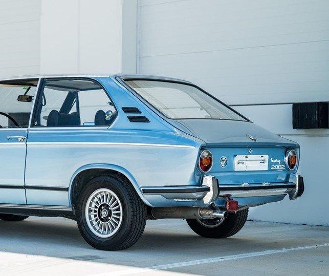 1972 BMW 2002 Touring