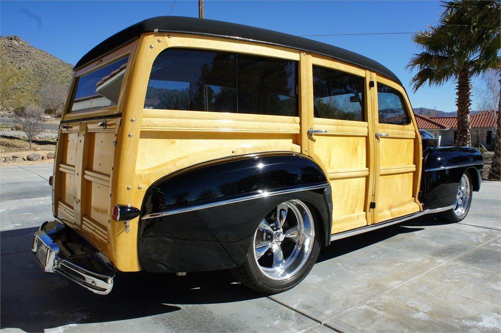 1947 Ford Woody Wagon