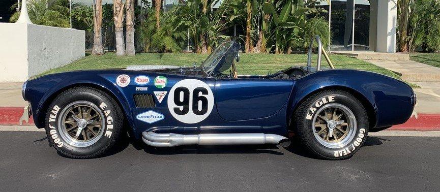 1965 Shelby Cobra S/C Replica