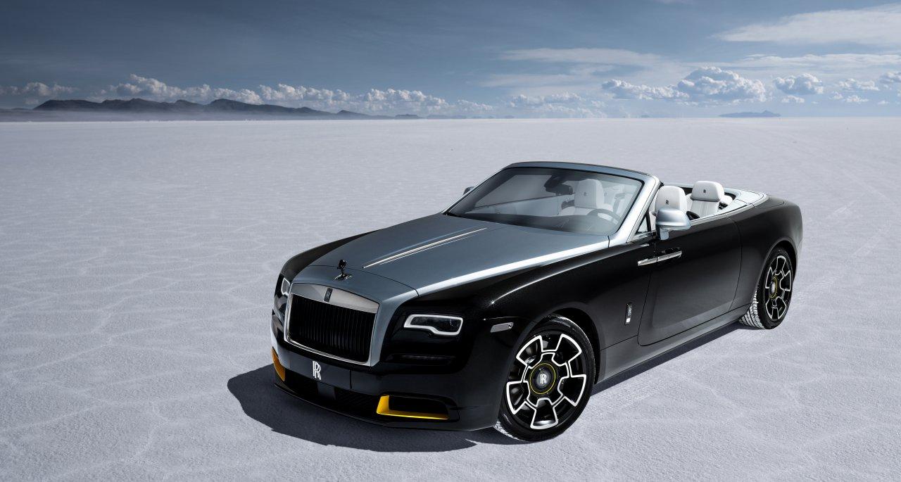 Landspeed Rolls-Royce Dawn