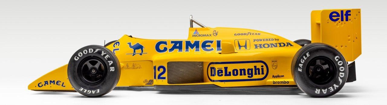 1987 Lotus 99T