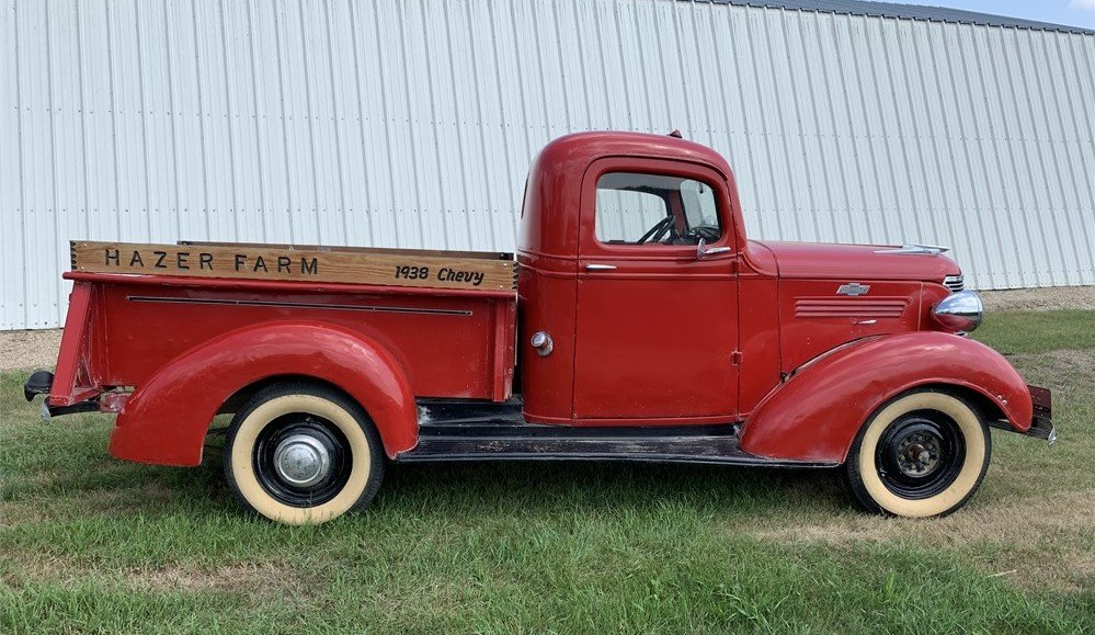 1938 Chevrolet ½-Ton Pickup on AutoHunter
