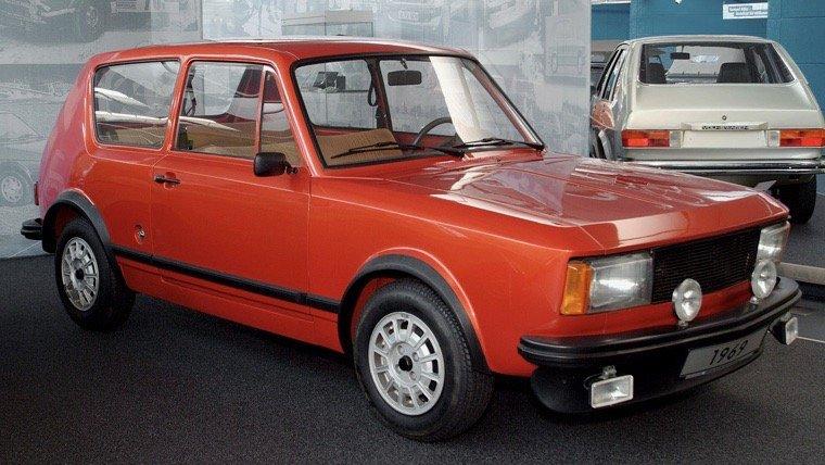 1969 VW EA276 prototype
